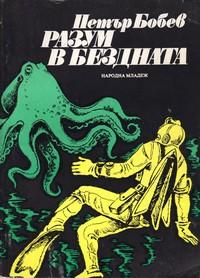 Разум в бездната — Петър Бобев (корица)